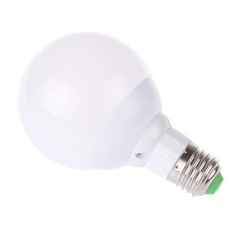 12 Color LED Light Bulb With Remote Control - Gadget Runway