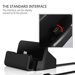 Phone Dock USB Charger - Gadget Runway