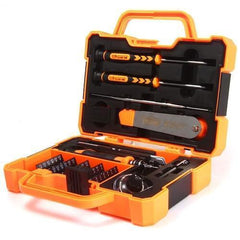 Jakemy 45 Piece Professional Precision Screwdriver Set - Gadget Runway