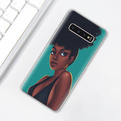 MELANIN POPPIN Phone Case for Samsung Galaxy