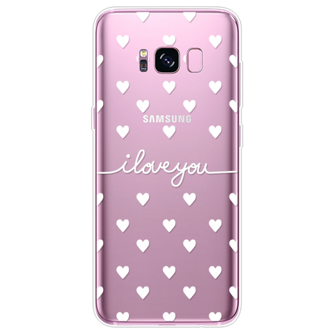 Lovely Soft Cover For Samsung Galaxy