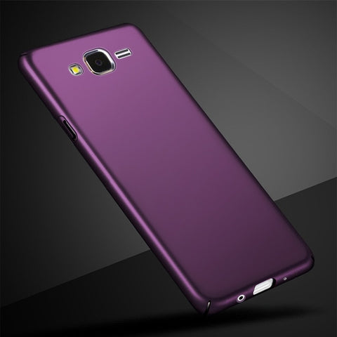 Cover Luxury Hard Frosted  For Samsung