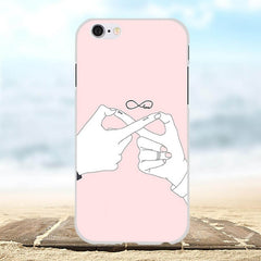 For Apple iPhone Case Silicon Cover