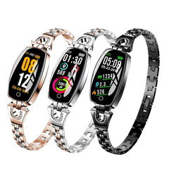 H8 Smart Watch Women Heart rate module