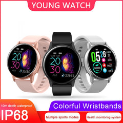 Android/ios phones 4g waterproof GPS touch screen sport Health Smart Watch