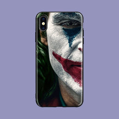 Joker 2019 Joaquin Phoenix  soft TPU Cover  Phone case For iPhone