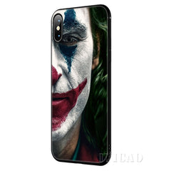 joker Joaquin Phoenix movie Soft Silicone Case for iPhone