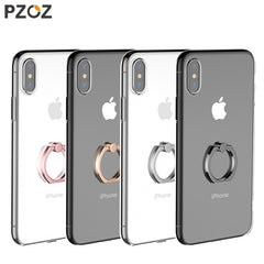 PZOZ For iphone x 10 case TPU transparent Mobile