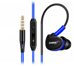 Fonge Waterproof Earphones In Ear Earbuds