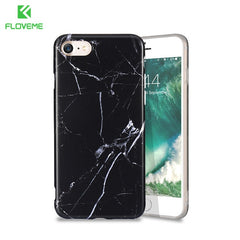 FLOVEME Marble Case For iPhone