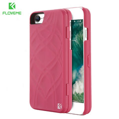 FLOVEME Mirror Case For iPhone