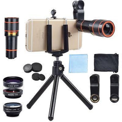 Universal 6 in 1 Tripod 12X Zoom Telescope - Free Product, Just Cover Shipping - Gadget Runway