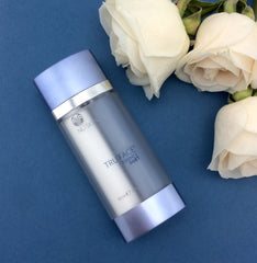 ageLOC® Tru Face Essence Duet is especially formulated for the neck and décolleté - at Moxie Beauty Care