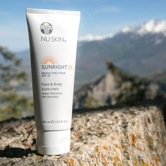 Sunright® SPF 35 - Sun protection by Nu Skin at Moxie Beauty Care
