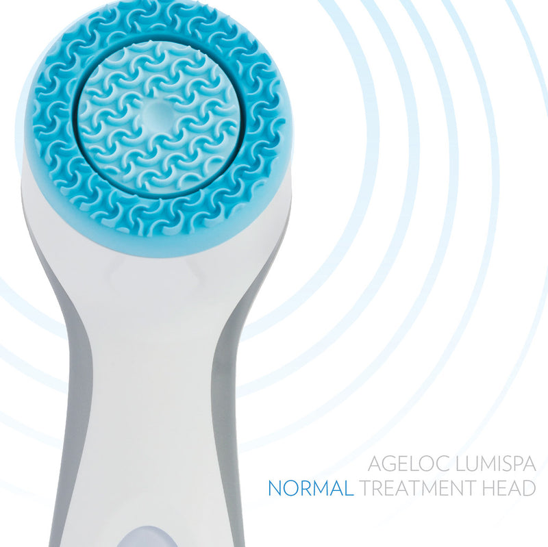 ageLOC® LumiSpa® Head (Normal) accessories by Nu Skin - available at Moxie Beauty Care