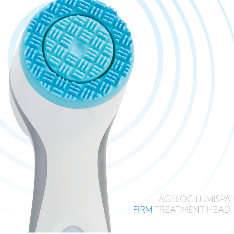ageLOC® LumiSpa® Head (Firm) accessories by Nu Skin - available at Moxie Beauty Care