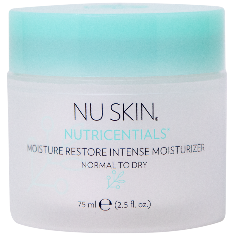 Nutricentials® Moisture Restore Intense Moisturizer Normal to Dry Skin - Moxie Beauty Care