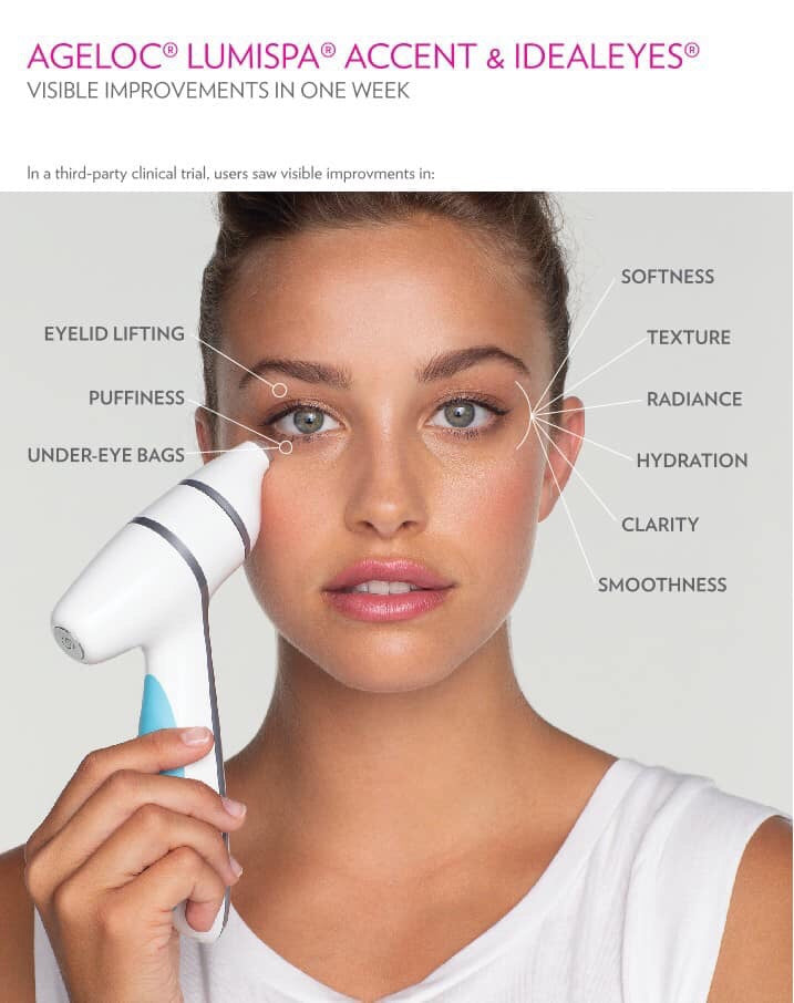 LumiSpa® IdealEyes Activating Eye Cream - at Moxie Beauty Care