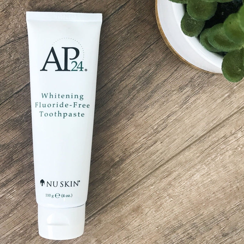 AP 24® Fluoride-Free Toothpaste by Nu Skin - Available at Moxie Beauty Care