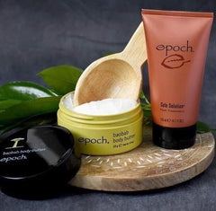 Epoch® Baobab Body Butter - Product available at Moxie Beauty Care
