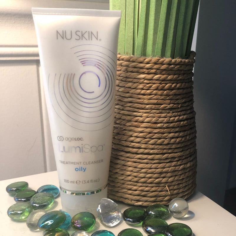 ageLOC® LumiSpa® Cleanser (Oily Skin) by Nu Skin - At Moxie Beauty Care
