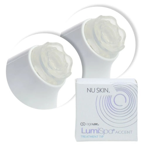 LumiSpa® Accent Twin Pack by Nu Skin at Moxie Beauty Care