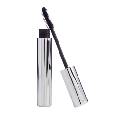 Curl & Lash Mascara by NuSkin - Woman profile with long lashes - Available at Moxie Beauty Care