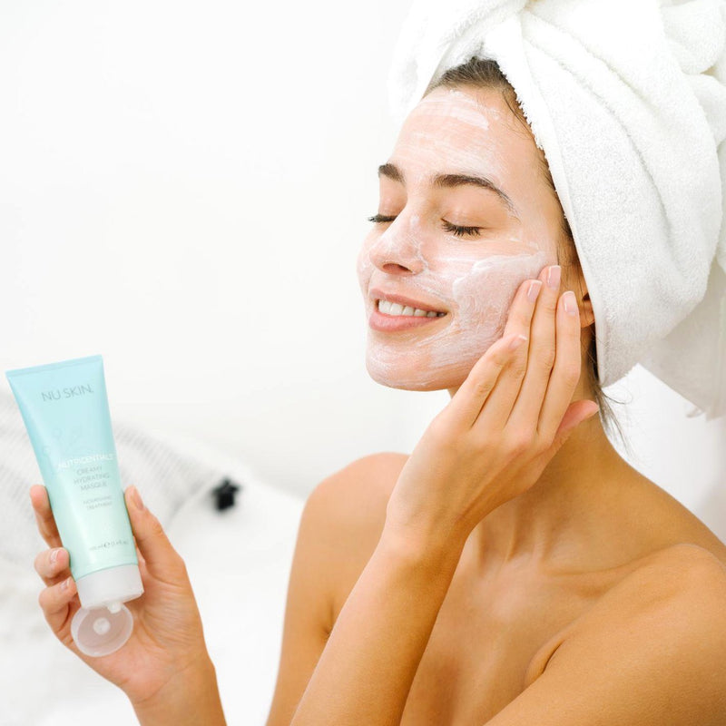 Nutricentials® Creamy Hydrating Masque Nourishing Treatment | Moxie Beauty  Care