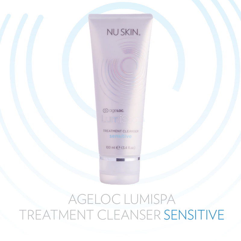 ageLOC® LumiSpa® Debut Kit (Sensitive Skin) by Nu Skin - available at Moxie Beauty Care