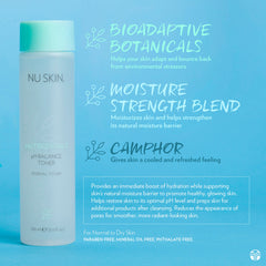 Nutricentials® pH Balance Toner Normal to Dry Skin - at Moxie Beauty Care