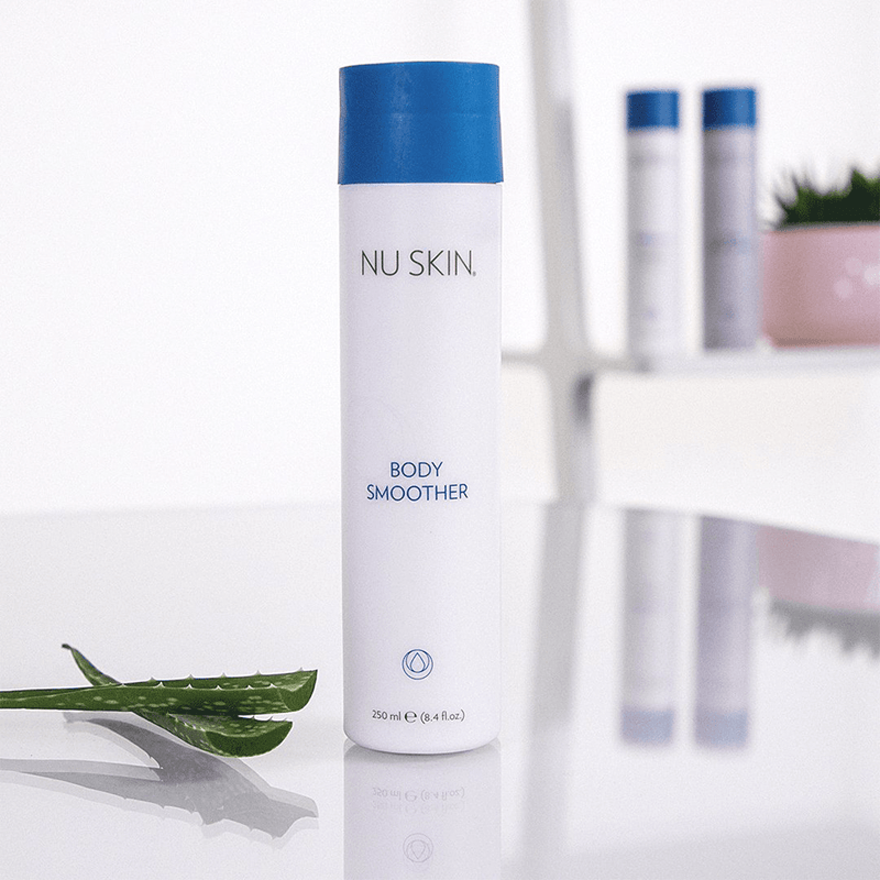 Body Smoother by Nu Skin - 250ml - Available at Moxie Beauty Care