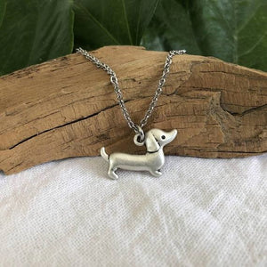 Buy Wiener Dog Necklace | 29% OFF TODAY