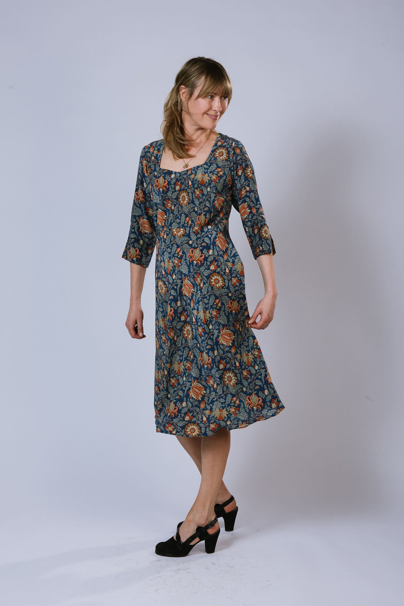 The Churchgate Dress