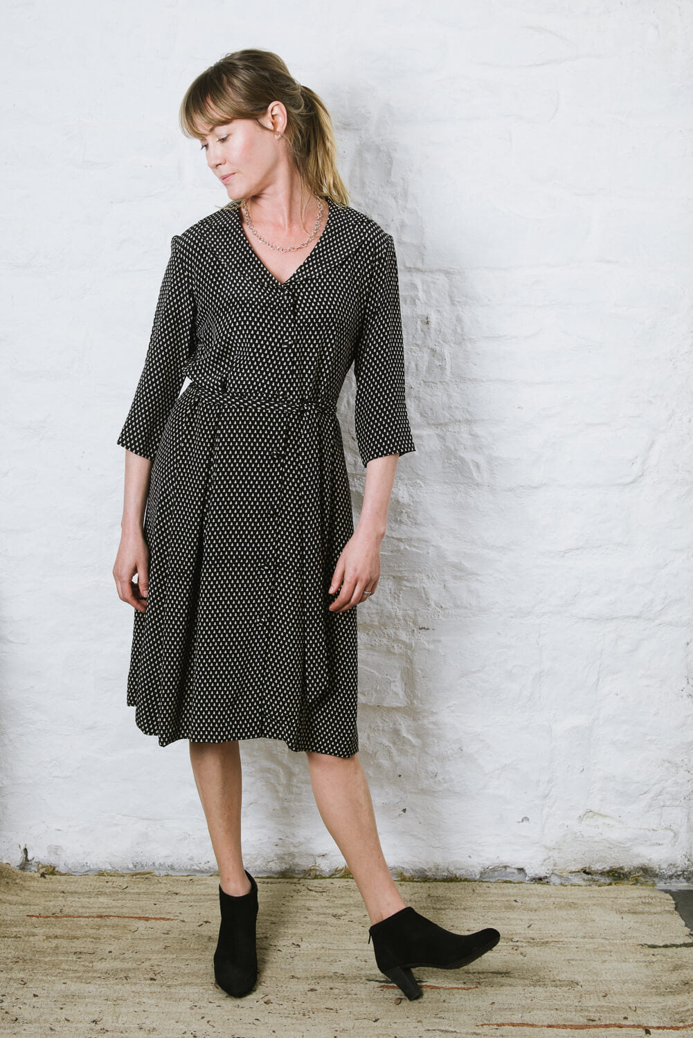The Samovar Shirt Dress