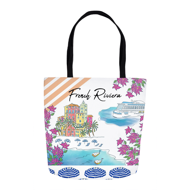 French Riviera | Tote Bag