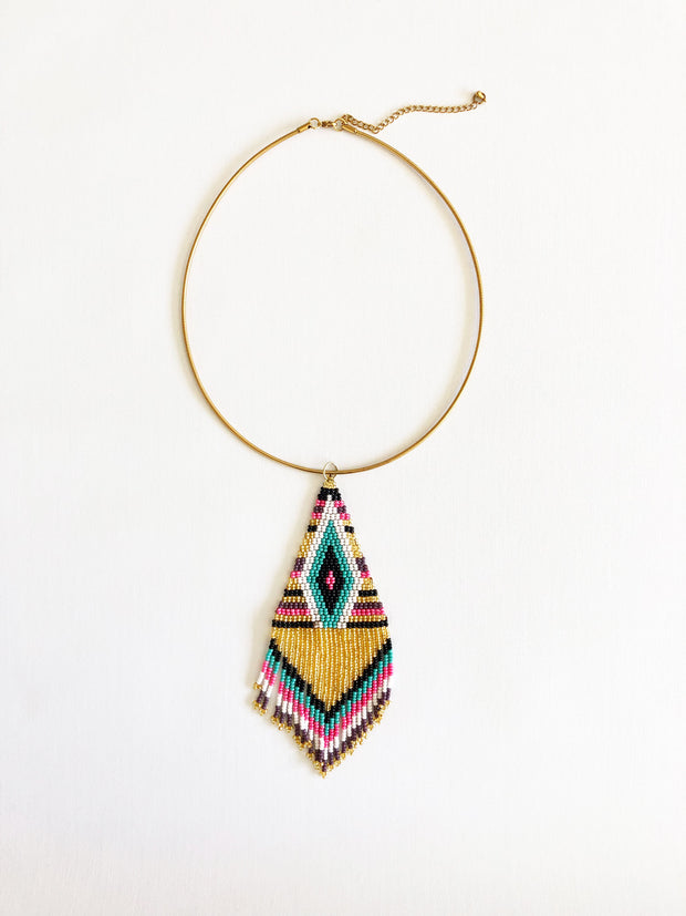 Embera Dreamy - Statement Necklace