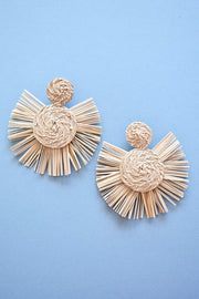 Sol Natural | Palm Earrings