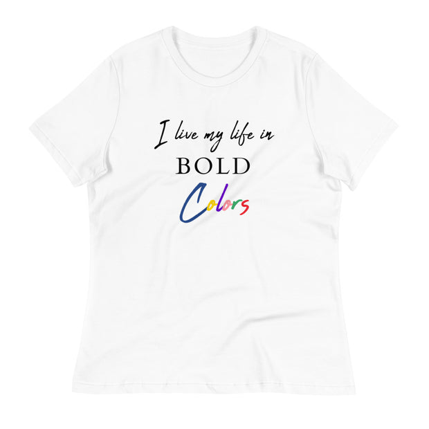Bold Colors | Classic Tee