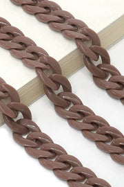 Versatile Resin Chain | Taupe