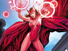 Load image into Gallery viewer, Adult Wanda Maximoff Scarlet Witch Costume for Women
