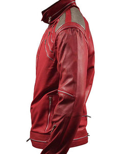 Kids, Male, Female Michael Jackson Beat It Red Jacket Costume