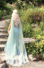 Load image into Gallery viewer, Blue Daenerys Qarth Dress from Game of Thrones