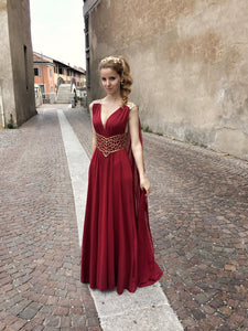 Daenerys Dress Grecian Gown from Game of Thrones
