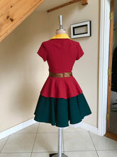 Load image into Gallery viewer, Adult Female Gaston Costume for Women