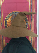 Load image into Gallery viewer, Gandalf Hat Wizarding Hat Sorting Hat