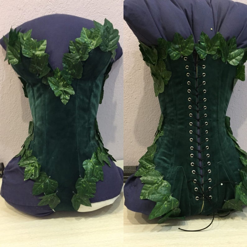 Ivy Poison Outfit inspired Ivy Poison Costume