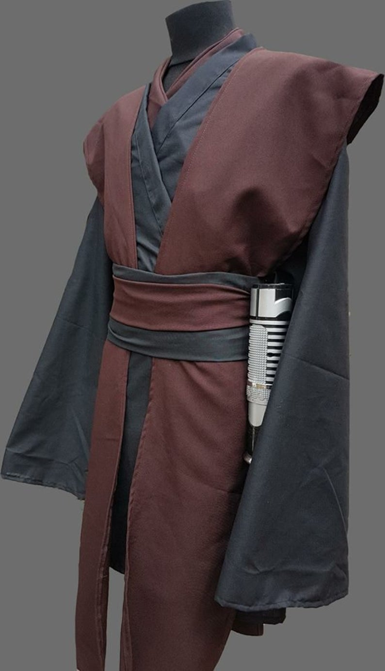 Jedi Apparel - Authentic Jedi Robe Costume from Star Wars in All Sizes