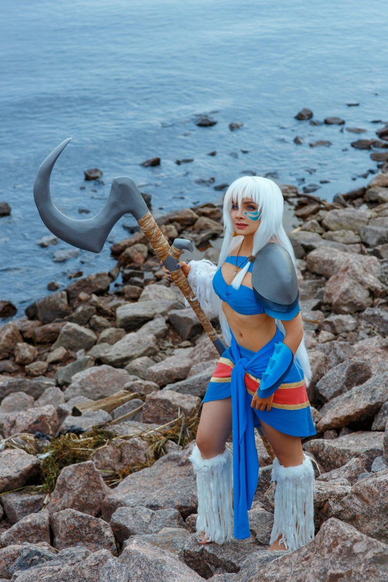Kida Gakash Costume for Adult from Atlantis the lost Empire
