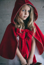 Load image into Gallery viewer, Little Red Riding Hood Costume for Girls Women Halloween
