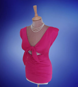 Marilyn Monroe Pink Dress 21st Century Niagara Top